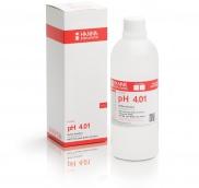 Dung Dịch Hiệu Chuẩn pH 4.01, Chai 500mL HI7004L